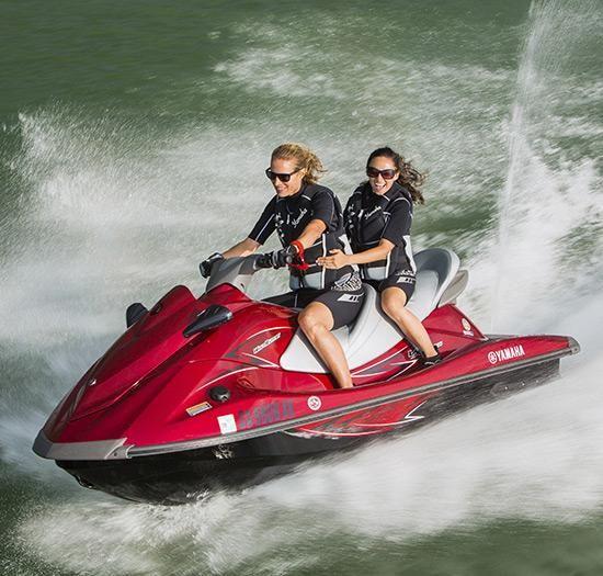Jet ski pickwick lake rental boat for Yamaha jet ski waverunner