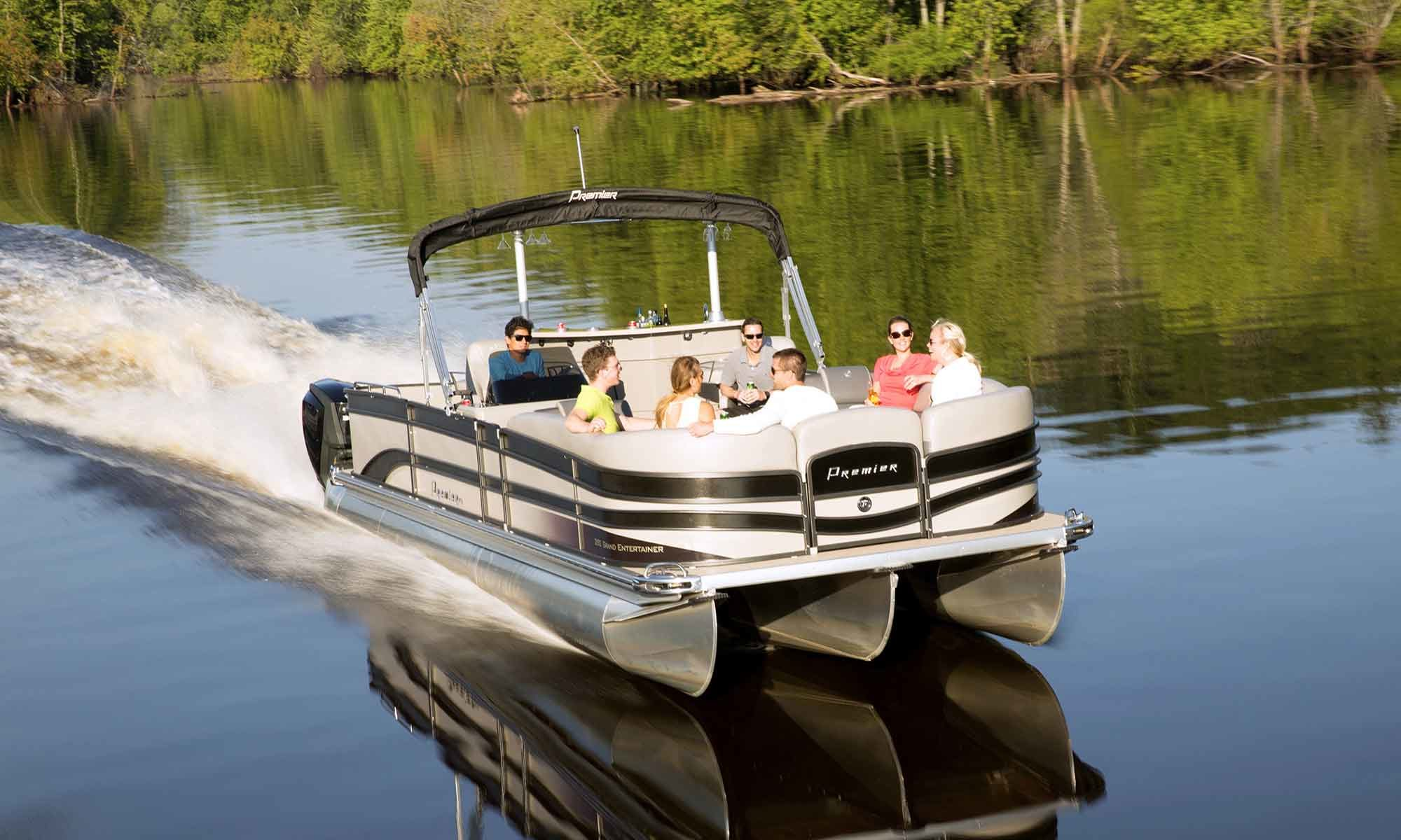 Pickwick Lake Rental Boat